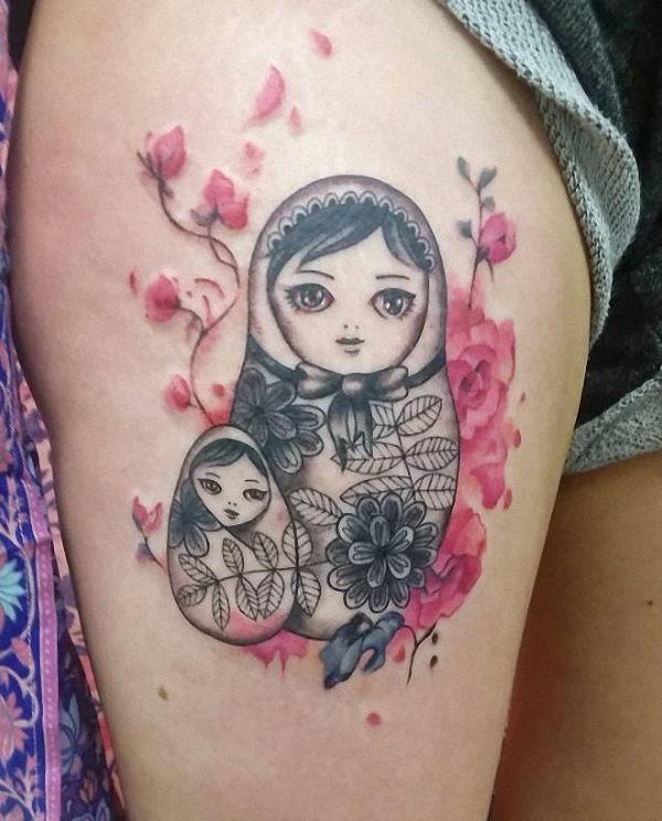 estes_me_e_filha_russas_boneca_de_tatuagem