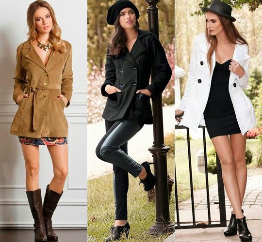 casacos baratos