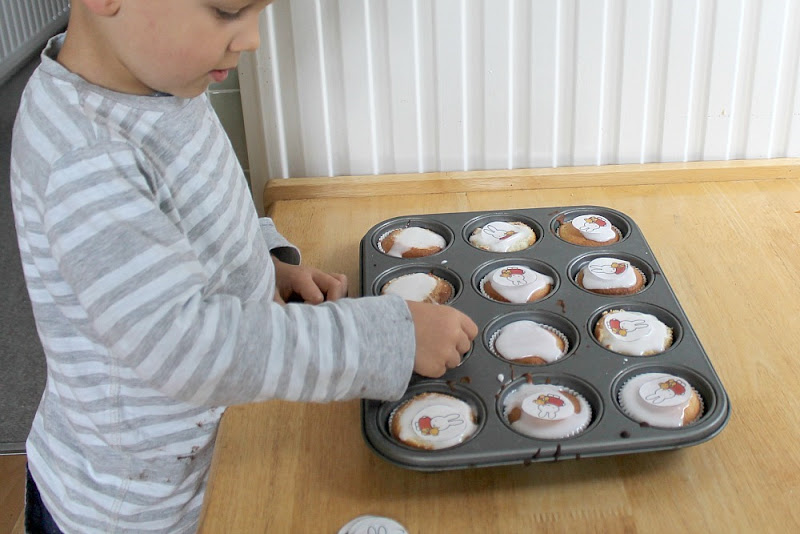 miffy cakes recipe