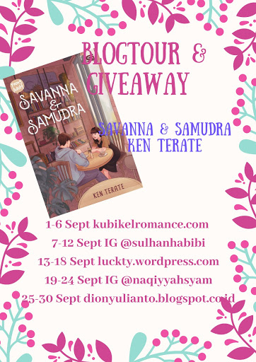 giveaway novel savanna dan samudra karya ken terate