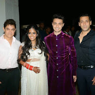Salman Sister Arpitha Marriage Pix