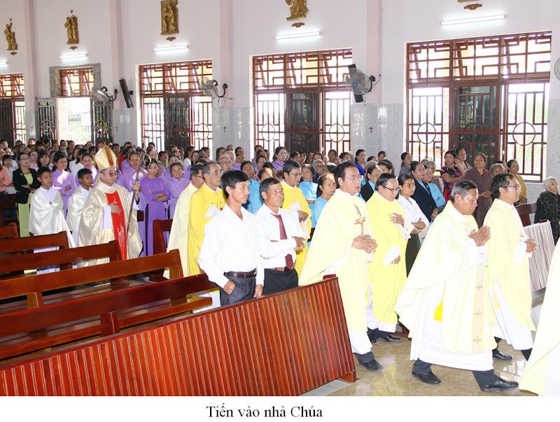 Ngày công bố thành lập giáo xứ Trà Giang và bổ nhiệm Cha quản xứ tiên khởi: Martinô Hồ Đắc Trung