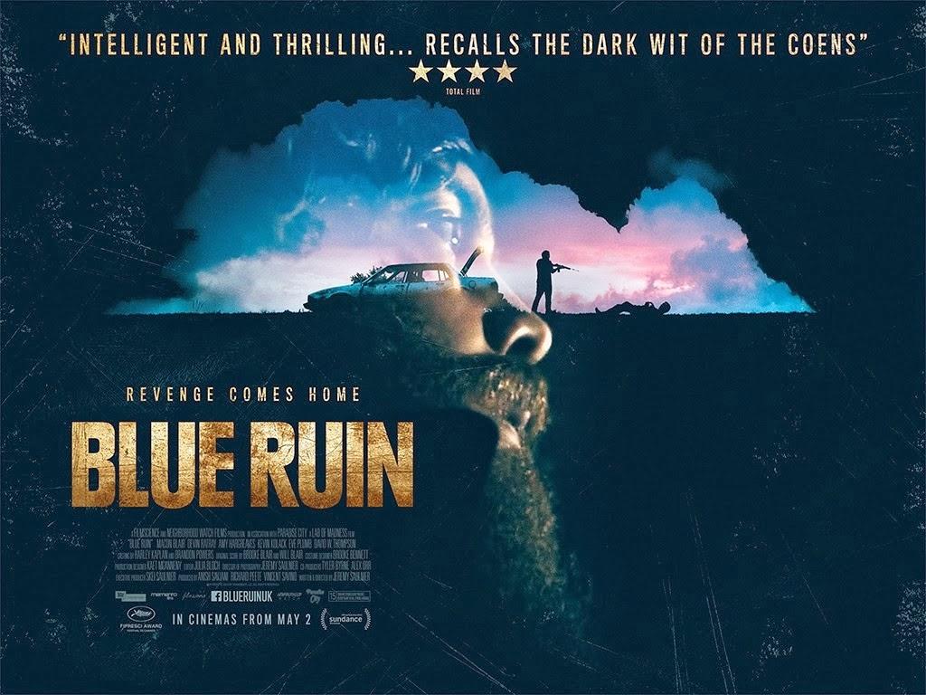 Τα Ερείπια Είναι Πάντα Θλιμμένα (Blue Ruin) Wallpaper