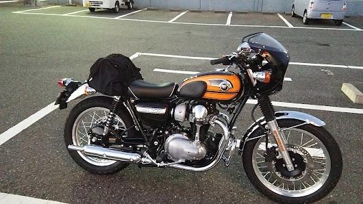 W800 Final Edition At Japan Kawasaki Motorcycle Photo