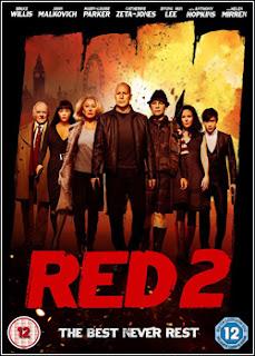 4 Red 2   Aposentados e Ainda Mais Perigosos   BDrip   Dual Áudio