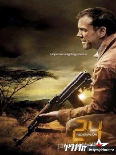 Phim 24 giờ sinh tử: Chuộc tội (24h truy sát) - 24: Redemption - VietSub