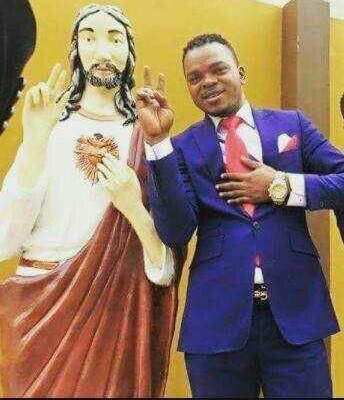 See the Pastor Who gives Baba Ijebu Number to his church members as