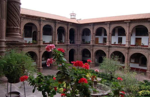 Convento de la Merced Cuzco