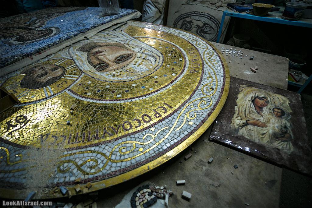 Монастырь святого Герасима (israel  путешествия пустыня монастыри и церкви иудея и самария  20130215 st gerasimus 002 5D3 8477)