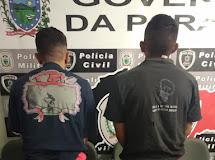 Polícia prende suspeitos de assaltar posto de combustível em Santa Luzia.