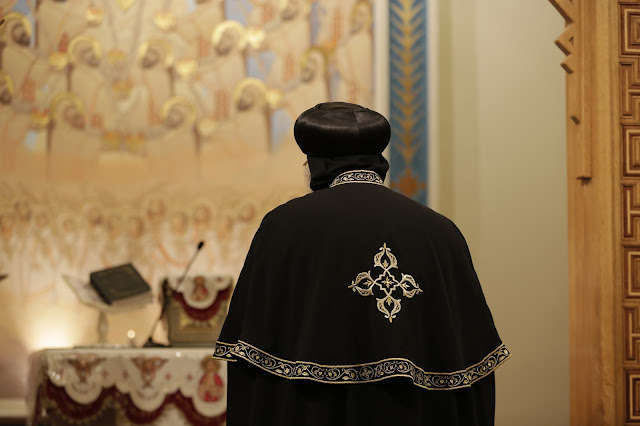 His Holiness Pope Tawadros II visit to St. Mark LA - _09A9115.JPG