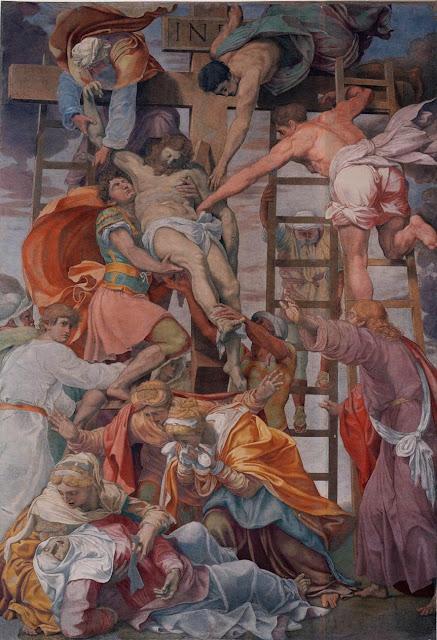 Daniele da Volterra - Descent form the Cross
