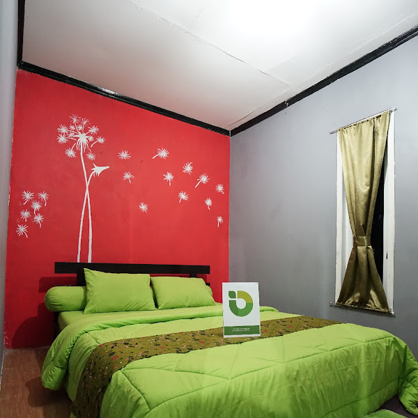 Hommy & comfort Double Bed @ Green Savannah  - Homestay Dieng