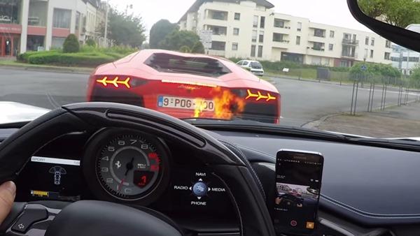Lambo vs Ferrari