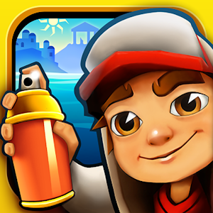 Subway Surfers Greece v1.43.0 (UNLIMITED MONEY) APK