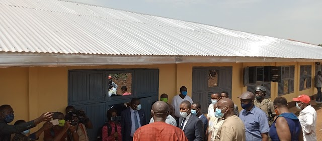 PSS Mankon: Bafut council receives refurbished dormitory, scholarships in view