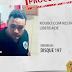 Imagem de suspeito de roubo em Samambaia Sul é divulgada pela policia