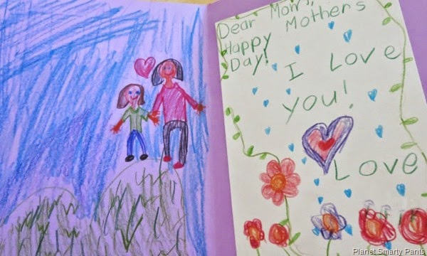 Should Mothers Help Kids with Mother's Day Gifts
