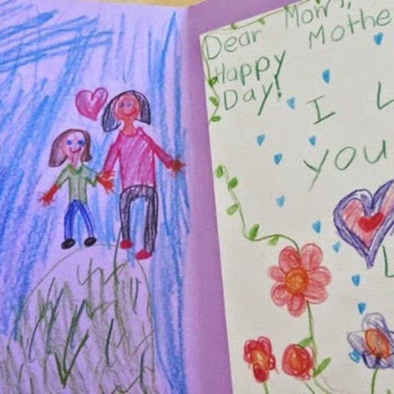 Mother's Day Gifts Actually Made By Kids