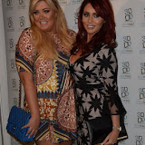 OIC - ENTSIMAGES.COM - Gemma Collins and Amy Childs at the  Launch of Dawn Ward as the face of new brand 3D SkinMed London 16th September 2015 Photo Mobis Photos/OIC 0203 174 1069