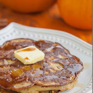 Pumpkin Spice Pancakes (Gluten-Free, Paleo)