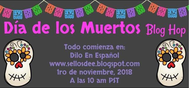 Blog Hop Dilo en Espanol