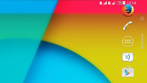 Kit Kat Xperien Theme screenshot 5
