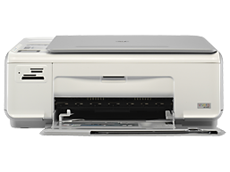 Instructions on download and install HP Photosmart C4273 printing device installer