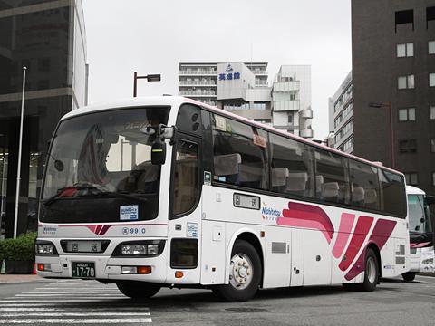西鉄高速バス「フェニックス号」 9910