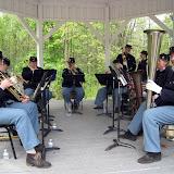 5th MI Band in Westland's gazebo