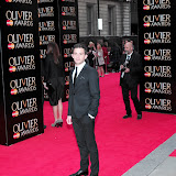 WWW.ENTSIMAGES.COM -   Jonathan Bailey   at      The Olivier Awards at Royal Opera House, Covent Garden, London, April 28th 2013                                               Photo Mobis Photos/OIC 0203 174 1069