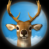 Deer Hunting Sniper Shooter 3D