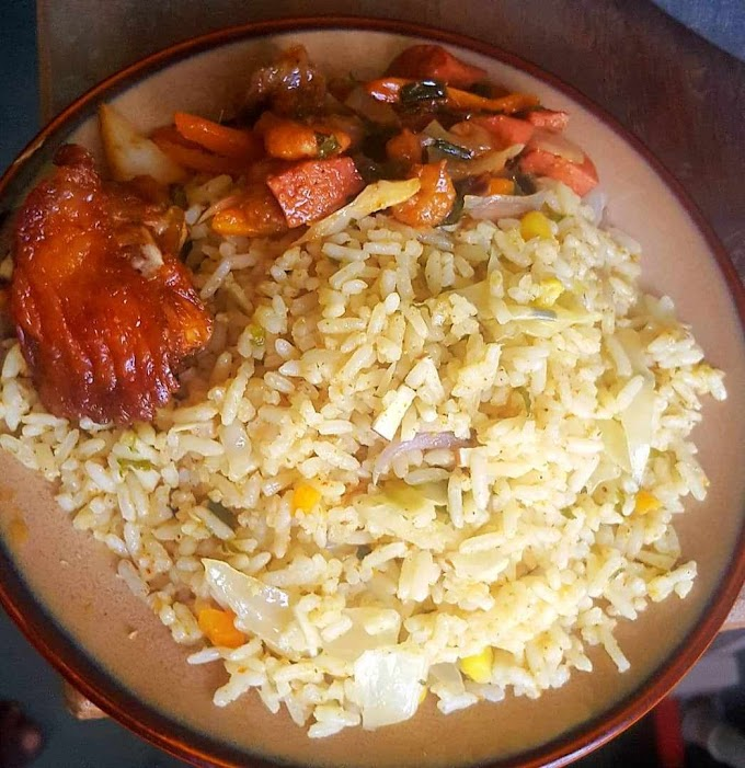 How to Cook Sweet Coconut Rice