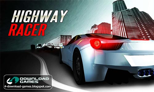 لعبة هاي واي ريسر Highway Racer