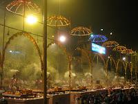 Ganga Aarti Ceremony, Varanasi