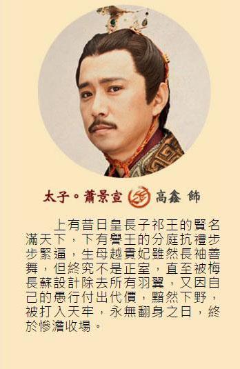 華語戲劇 瑯琊榜 琅琊榜 線上看