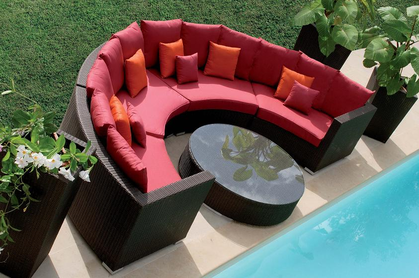 . Wooden Garden Furniture