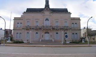 Palacio Municipal de Chacabuco