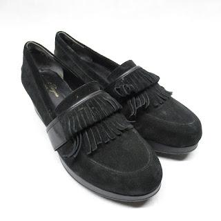 Robert Clergerie Platform Kiltie Loafers