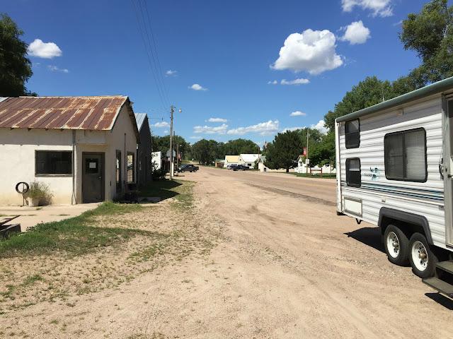 Arthur, Nebraska, population 186, August 13, 2015.