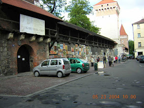 Photo: 45230022 Old wall of Krakow