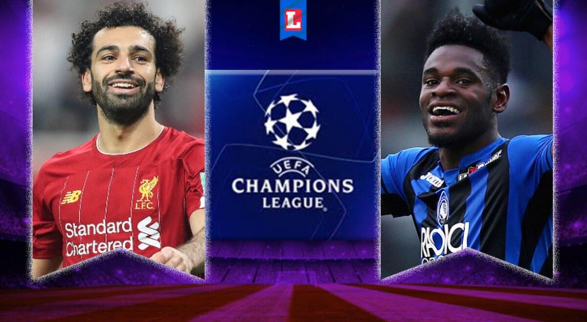 Liverpool vs. Atalanta