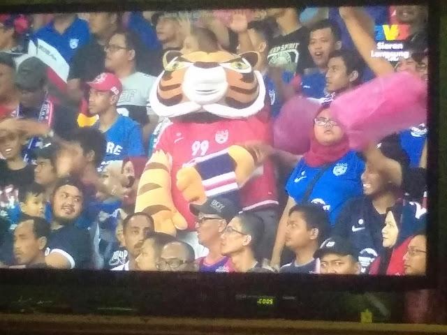 Final Piala Malaysia 2017-Kedah vs JDT