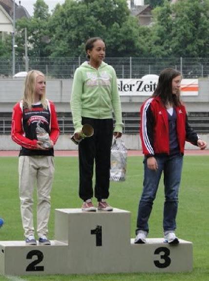 Hürden-/Sprintcup in Basel