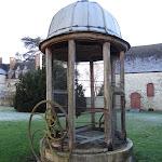 Site musée national de Port Royal des Champs : ferme des Granges, puits dit de Pascal