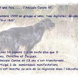 il etait une fois...l'AC91 (de 2000 à 2005)