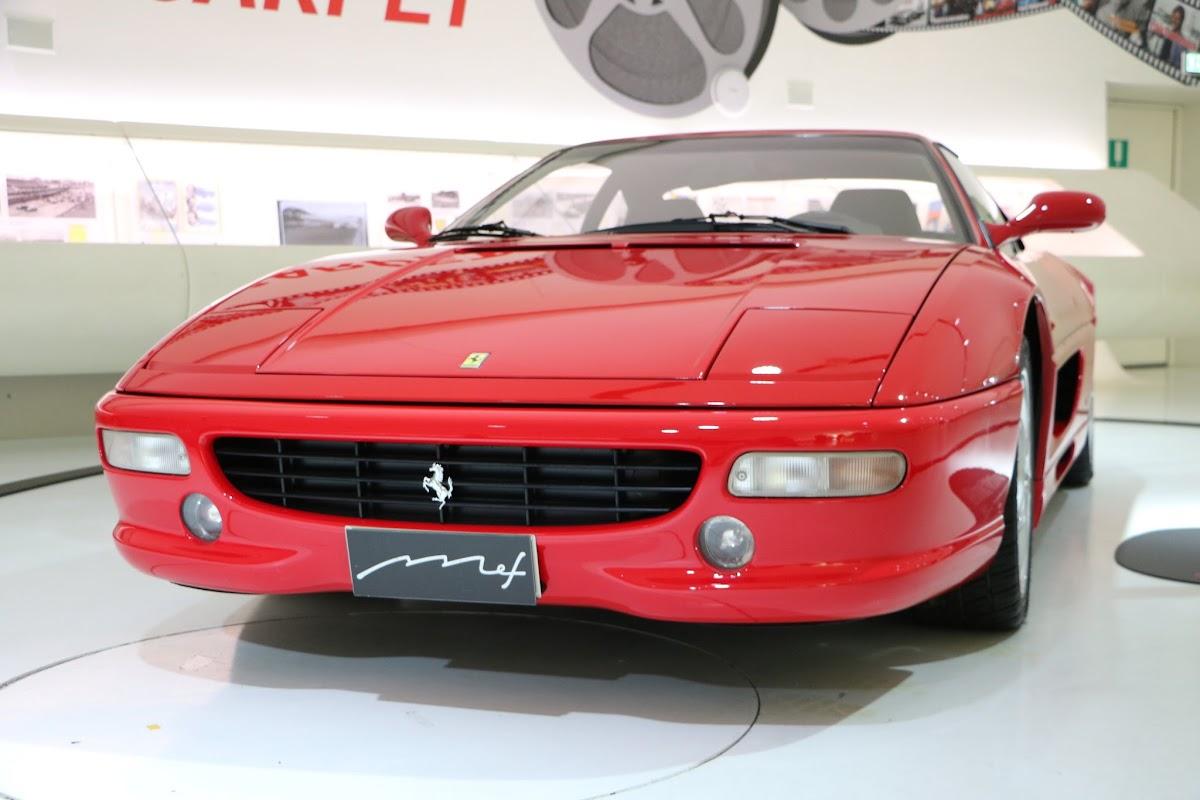 Modena - Enzo Museum 0041 - 1994 Ferrari F355.jpg