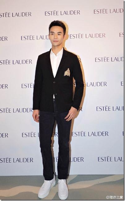 王凯 X 20160804 Estee Lauder
