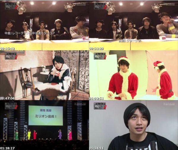 [TV-Variety] 密着!SexyZone2015 -Keep running- 完全版 (FujiTV Two 2016.02.14)