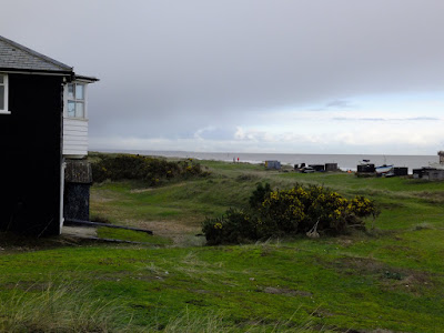 Sizewell lookout